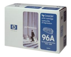 Toner HPC4096A-black, c. 5000 pages with 5% sheathing, for HP LJ 2100 serie, 2200 serie