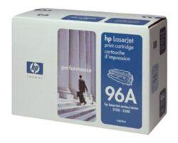 Toner HPC4096A-černý, cca. 5000 stran při 5% pokrytí , pro HP LJ 2100 serie, 2200 serie