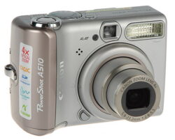 Digital camera Canon PowerShot A510  (A510)