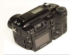 Digitalkamera Olympus CAMEDIA C-5060 WideZoom-CCD mit 5.1 mpx, 2560x1920, 4x optischer ZOOM, 3.5x digital ZOOM, karte xD / MicroDrive, TV output, SW, USB