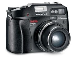 Digital camera Olympus CAMEDIA C-5060 WideZoom  (C5060)