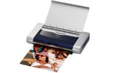 Tintenstrahldruckers HP DeskJet 5440, C9045B, USB-4800x1200 dpi Color, 22 Seiten/min., HP PCL 3e, 32 MB RAM, Aufnehmer 100/50 Seiten, USB 2.0, komp. mit Windows XP
