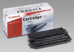 Toner CANON E-30, černy-černý, cca 6500 stran, Multipass L90/60, Fax- L200/L225/ L240/ L260i/ L280/ L290/ L295/ L300/ L350/ L360