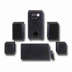 Speakers, Creative Inspire 6.1 6700-retail, black, Dolby Digital Surround Ex, subwoofer 22W, satelites 4x8W, middle 20W
