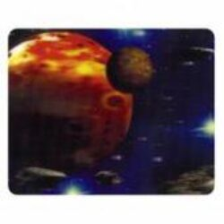 Mouse pad with picture