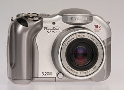 Digital camera Canon PowerShot S1 IS  (S1IS)