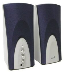 Speakers, GENIUS SP-K16 - 20Hz-20kHz, RMS 16W, PMPO 320W, loudness, 3D, bass