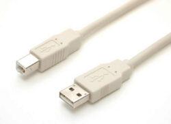 Kabel USB, A-B, 1.8m