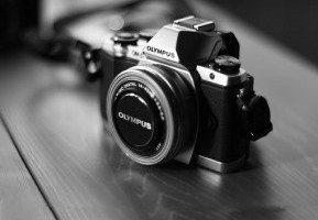 DF Olympus přístroje